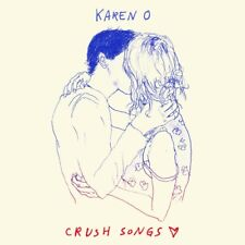 KAREN O - CRUSH SONGS (LP+MP3)  LP + DOWNLOAD NEW+