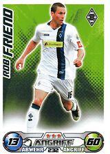 232 Rob Friend - Borussia Mönchengladbach - TOPPS Match Attax 2009/2010