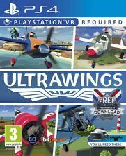 UltraWings VR PSVR PS4 * NEW SEALED PAL *