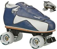 New! Roller Derby Elite Primo Leather Quad Roller Skates