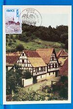 FRANCE CPA   Carte Postale Maximum L ALSACE   Yt 1921  C