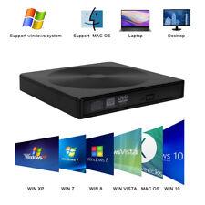 USB 3.0 Type-C Externes CD DVD Laufwerk Brenner DVD-RW für PC Win10 /8/7/XP/MAC