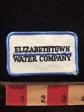 Elizabethtown Water Company Kentucky Patch 69Nn