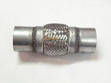 "Escape Tubo flexible Acero inox. Tubo flexible 1 7/8"" Pulgada - 200x48mm"