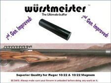 CUSTOM BUFFER FOR RUGER 10/22 & 10/22 MAGNUM - set of 2 - BEST QUALITY & DEAL!
