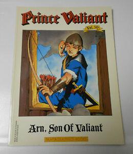 1987 PRINCE VALIANT v.30 Arn Son Of HAL FOSTER Fantagraphics VF 1st Ed.