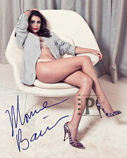 "Morena Baccarin 8""x 10"" Signed Sexy Color PHOTO REPRINT"