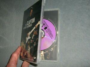 ERIC CLAPTON & FRIENDS IN CONCERT-A BENEFIT FOR THE CROSSROADS/ DVD WIE NEU!1999