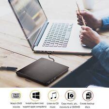 USB 3.0 Extern DVD Laufwerk Brenner CD DVD-ROM DVD±RW Für PC Laptop