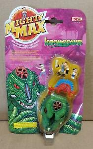 Mighty Max Horror Heads Kronosaur New Ideal BLUEBIRD Vintage 1992