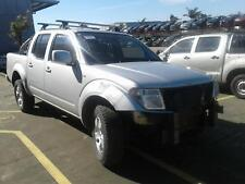 NISSAN NAVARA D40  DIESEL  VEHICLE WRECKING PARTS 2010 ## V000100 ##