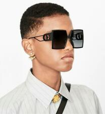 2020 Luxury Fashion XXL Oversized Square Sunglasses Women Outdoor Shades Glasses