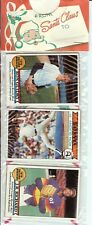 1979 Topps Baseball Holiday Christmas Rack Pack Ozzie Smith Rookie Possible?