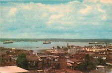 Postcard Buenaventura Valle Columbia Panoramic View Vintage