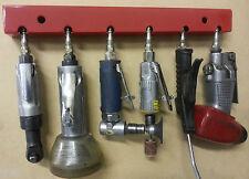 air tool storage rack for 6 tools