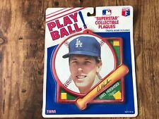 1989 PLAY BALL Tara Superstar Plaques MLB Orel Hershiser Los Angeles Dodgers