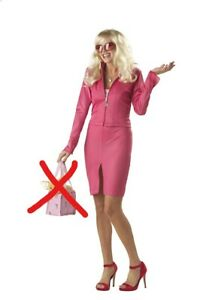 ellen woods legally blonde costume Pink Bag and dog NOT included
