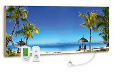 "Marmony M800 Plus 800Watt Infrarotheizung ""Beach"" inkl. MTC-40 Funkthermostat"