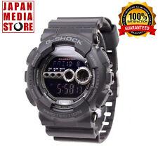 CASIO G-SHOCK GD-100-1BJF Big Case Digital Super Illuminator JAPAN GD-100-1B