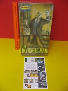 2008 MOEBIUS MONSTER THE INVISIBLE MAN + TSDS WATER SLIDE DETAIL BOOK DECALS +++