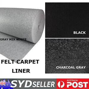 Redo Felt Marine Auto Carpet Speaker Cargo Liner High Resists Stains Mold Mildew