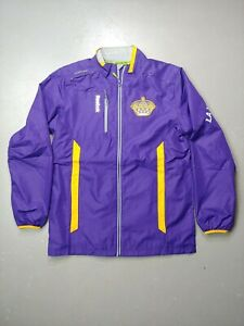 Reebok jacket NHL Centre Ice Collection Los Angeles Kings kinetic fit Size small