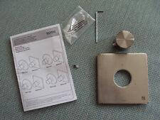 TOTO TBV02104U-BN Square 3 Way Diverter Shower Trim Brushed Nickel
