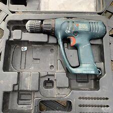 Black & Decker Cordless Drill KC9682CN ~ DIY PowerTool ~ Bare Unit Only