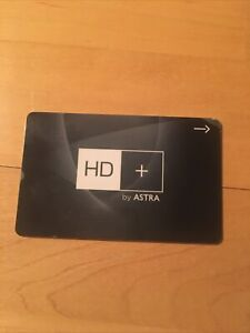 Astra HD+ HD plus Karte HD02 Wiederaufladbar Pay TV 📺