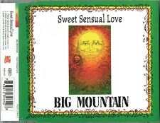 "BIG MOUNTAIN - 5"" CD - Sweet Sensual Love (English / Spanglish versions) + 1"