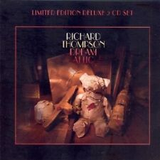 RICHARD THOMPSON - DREAM ATTIC (DELUXE LIMITED EDITION) 2 CD NEW!