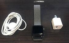 Apple Watch Series 3 42mm Space Gray Dark Olive Sport Loop GPS + Cellular MQK62L