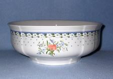 "Villeroy & Boch Romantica 9"" Salad Serving Bowl"