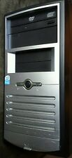 D42789 775 Mini Tower Desktop Computer Intel Pentium D CPU 3.40GHz 1GB NO HDD OS