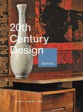 Skinner 20th Century Design Deco Art Works Post Auction Catalog June 2014