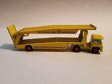 Vintage Matchbox Lesney Guy Warrior Car Tractor & Transporter King Size K-8