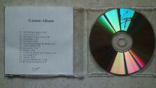 Gianni – le sicilien Advanced promo CD virgin/lacosamia 7243 8 10507 2 9