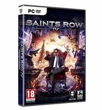 Saints Row IV PC NEUF