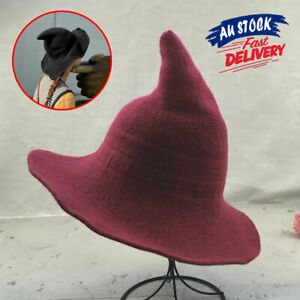 Modern Witch Hat Halloween  Cotton Blend High Quality Made From