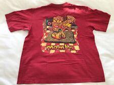 Vintage Rare MAMBO Triple One shirt  Size S Australia 2002 Open With a Joke