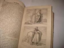 1840 Barcelona SPANISH - HISTORY OF PALESTINE Historia de la Tierra Santa