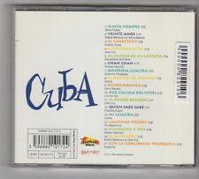 (GY86) Cuba, 17 tracks various artists - 1998 CD
