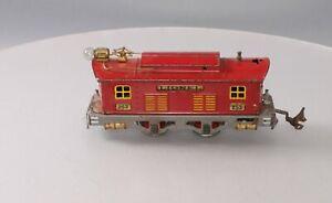 Lionel 253 Vintage O Prewar 0-4-0 Electric Locomotive
