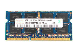 LOT Hynix 8/4/2/1GB Laptop RAM 667/800/1333/1600 Memory DDR2 DDR3 PC2 PC3 SDRAM