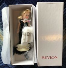 Tonner Revlon Evening In Paris Reproduction Doll Gloves Muff Shoes Still in Box