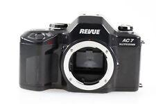 Revue AC 7 AC7 AC-7 Multiprogramm Body Gehäuse SLR Kamera Spiegelreflexkamera