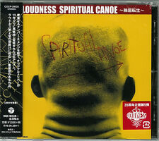 LOUDNESS-SPIRITUAL CANOE-JAPAN CD C94