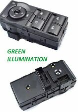 QUALITY Holden VE Commodore Power Window Main Switch Green Light Omega Berlina