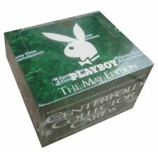 Playboy The MAY Edition Factory Sealed Trading Cards Box 36 Packets