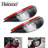 Car Rearview Mirror Rain Eyebrow Cover For Mini Cooper ONE S F54 F55 F56 F57 F60